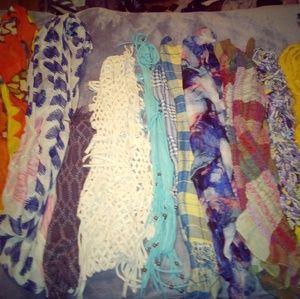 Dress scarves
